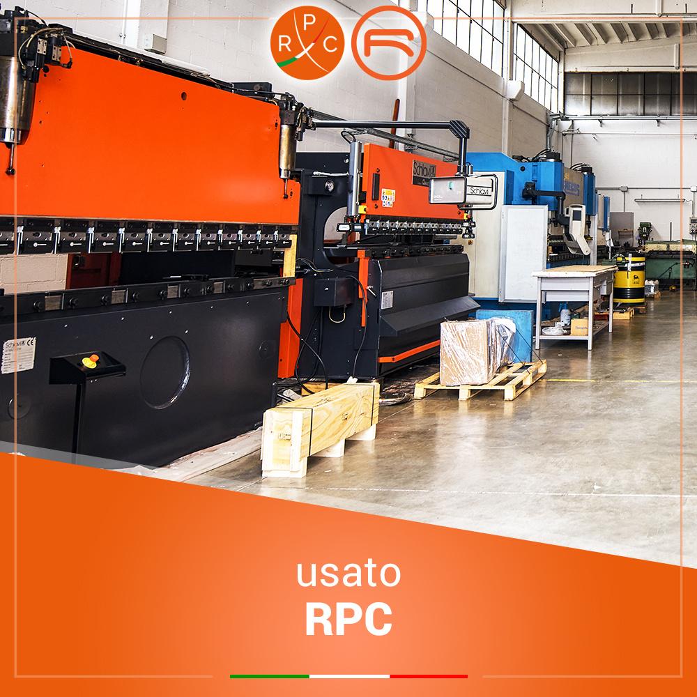 Se cerchi un usato di Qualit� ed Efficienza Garantite scegli usato RPC