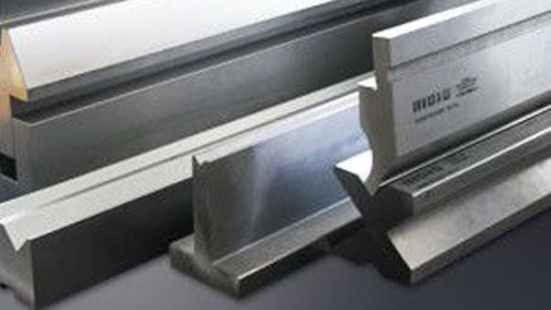 sale of moulds and accessories for press brakes