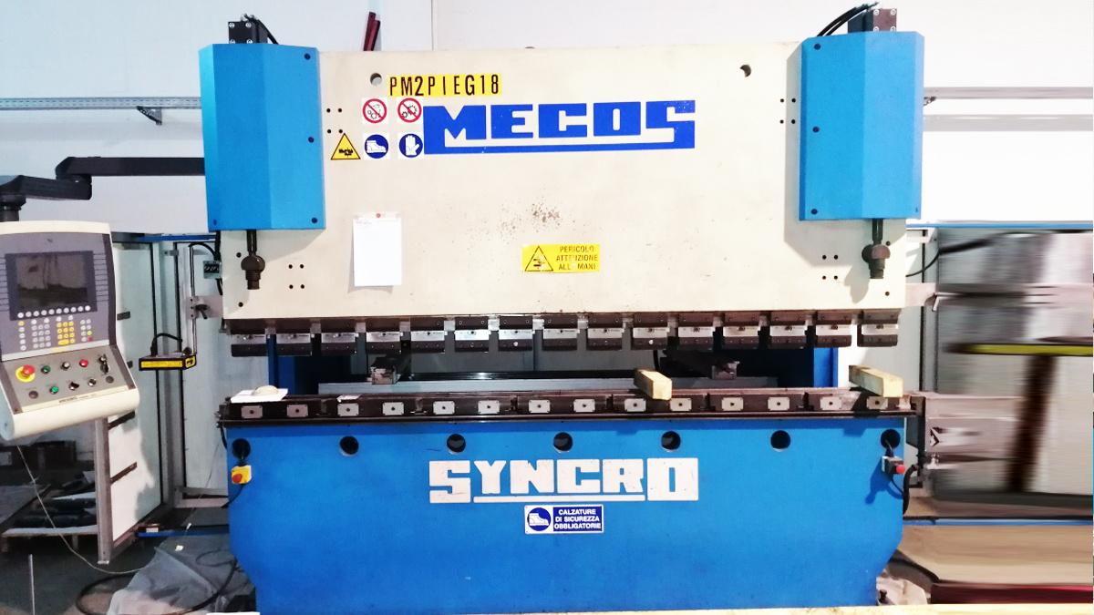 Pressa piegatrice Mecos SYNCRO 150 3000